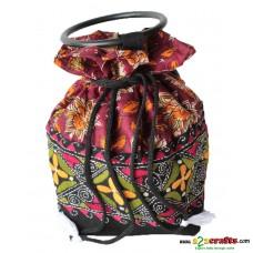 Kolomkary , Kantha switched Bag or Botua