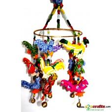 Rajasthani Kopa Dolls, Hen