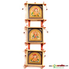 Talapatrachitra - Ganesha wall hanging