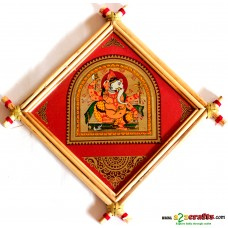 Palm Leaf art - Ganesha