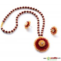 Exclusive - Paddy Jewelry- Maroon