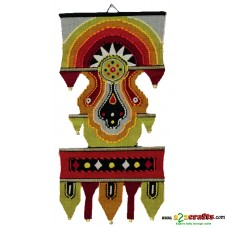 Hand loom- Wallhanging