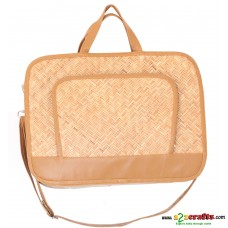 LAPTOP Bag, Sitalpati Bag (Bamboo Bag), Eco friendly, Natural