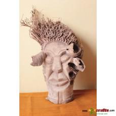 Bamboo Fower vase, Eco friendly, Natural