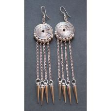 Antique Ethnic Earring