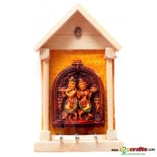 Radha Krishna-  key hanger