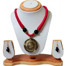 Dokra Jewellery set , (artificial)