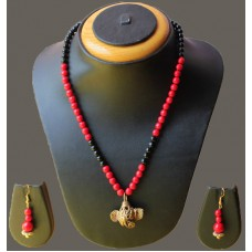 Dokra Jewellery set ,original small