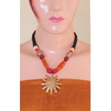 Dokra jewelry set. Exclusive design