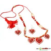 Jute Jewelry,