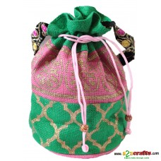 Exclusive Eco friendly Trendy Jute Batuya