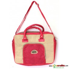 Exclusive Eco friendly Trendy Jute Laptop Bag