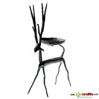 Candle stand--- Bastar art