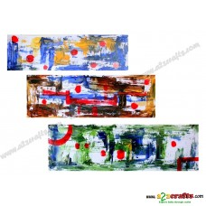 Painting- Abstract set of 3