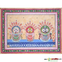 jagannath Hand painting, unframed,