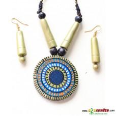 Terracotta Jewellery -Round