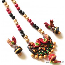 Exclusive Terracotta Jewelry , BIRD