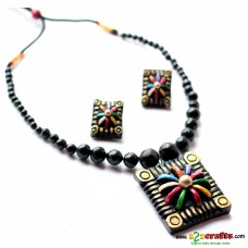 Exclusive Terracotta Jewelry, Black