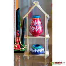 Eco friendly, Warli Painted Terracotta  show pc