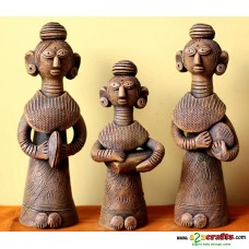 Eco friendly, Terracotta Family set