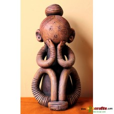 Eco friendly, Terracotta lady