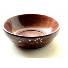 Bowl- wooden, Sharanpur crafts