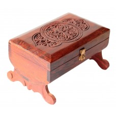 Jewelry box- wooden, Sharanpur crafts